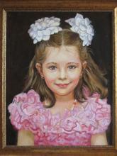 портрет девочка