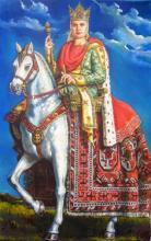 портрет царица Тамара