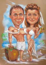 свадьба на таити