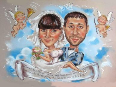 ангельская свадьба
