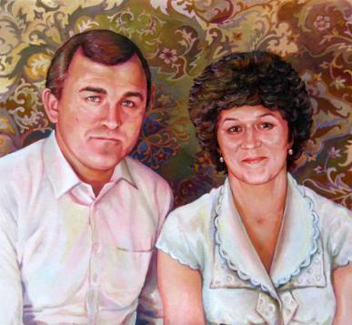 портрет старое фото